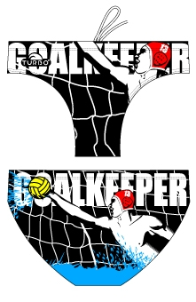 Плавки для в/п GOALKEEPER