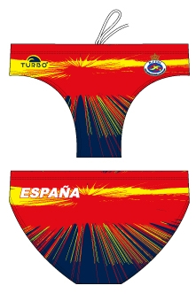 SPAIN WP NATIONAL TEAM